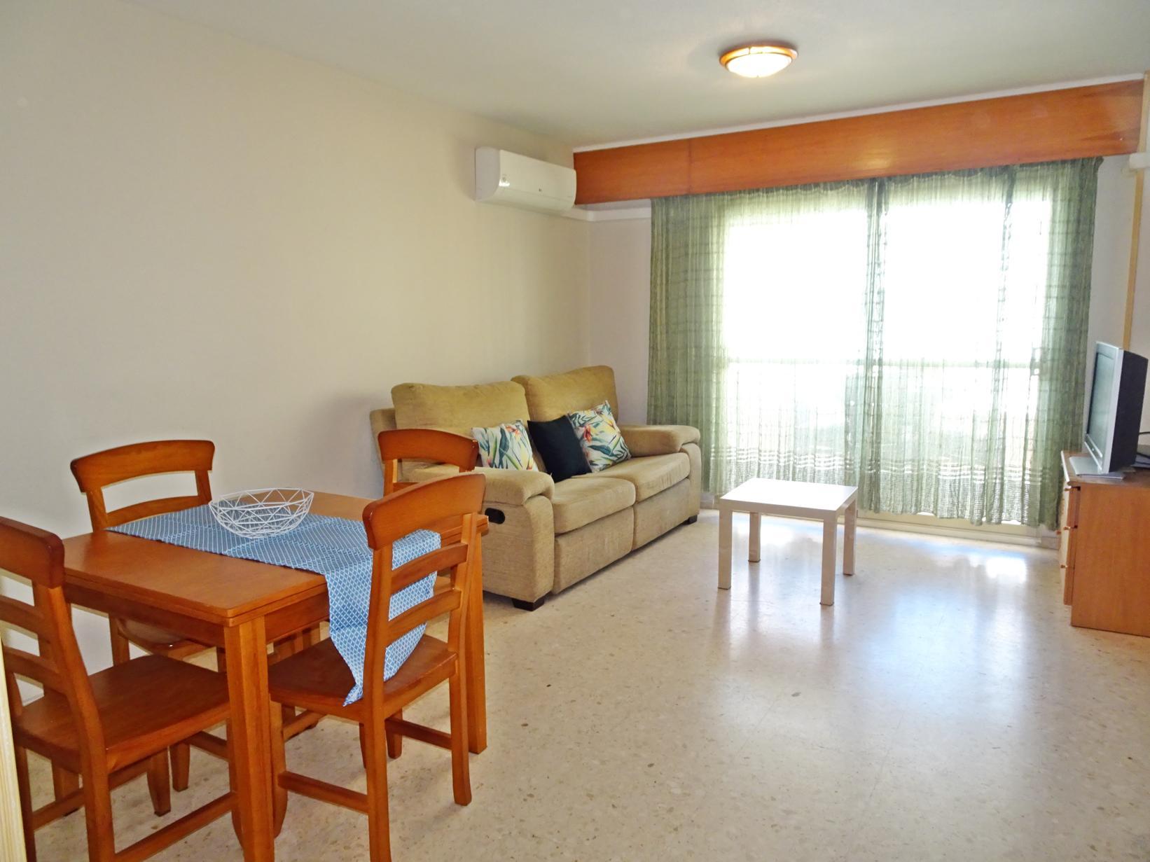 Apartamento -                                       Gandia -                                       2 dormitorios -                                       5 ocupantes