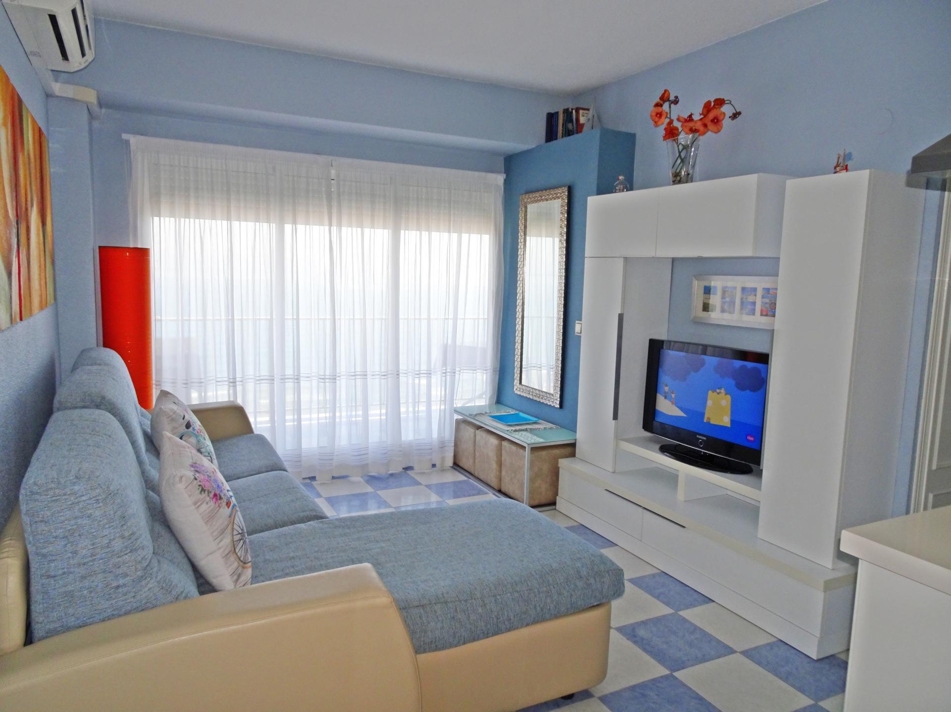 Apartamento -                                       Gandia -                                       2 dormitorios -                                       4 ocupantes