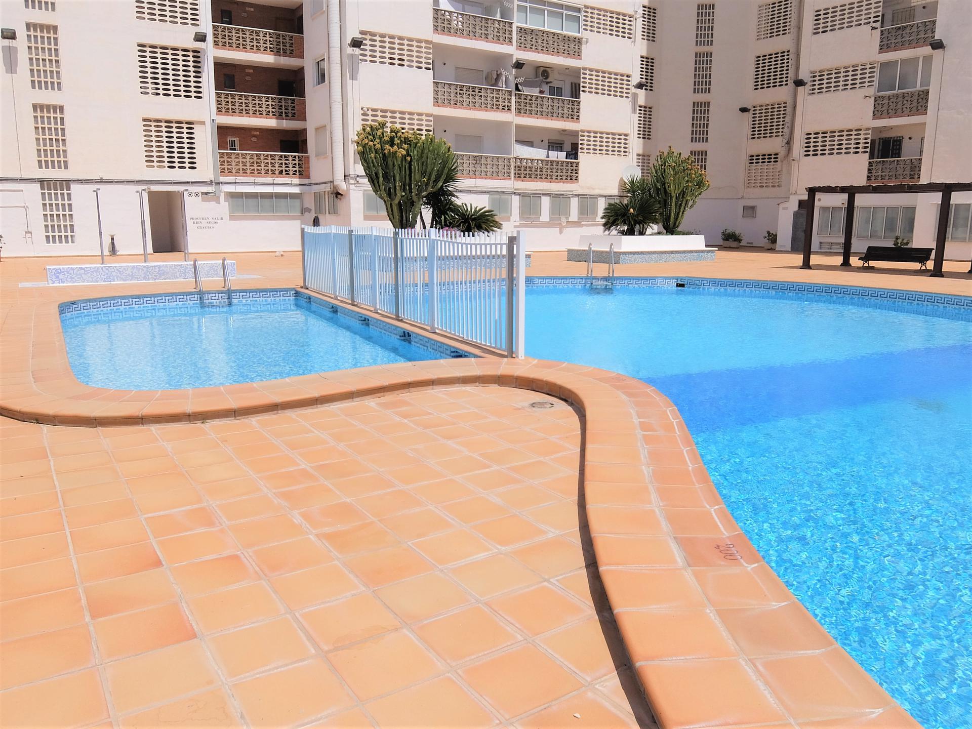 Apartamento -                                       Gandia -                                       1 dormitorios -                                       4 ocupantes